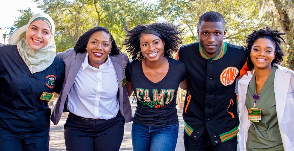 Image Slideshow: FAMU Students